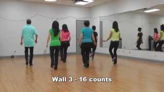 Got My Baby Back - Line Dance (Dance & Teach in English & 中文)