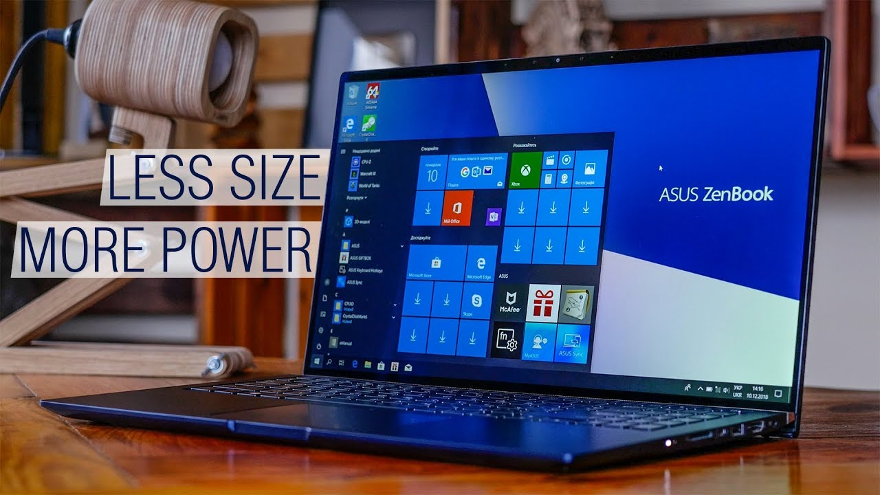ASUS Zenbook 15 Review (UX533FD) - 2018 s Reference For Compactness And  Style Or Just A Сliche  d3d84d2e676d
