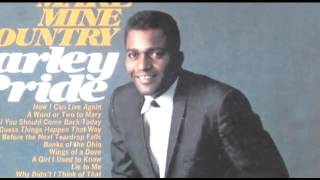 Watch Charley Pride Just A Girl I Used To Know video