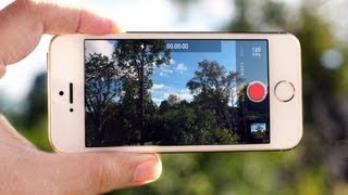 iPhone 5s slow motion video test