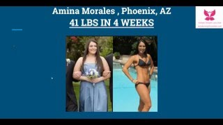 How to lose weight fast - secret Hollywood start system - 21 pounds in 3 weeks