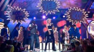 Gwen Stefani - The Sweet Escape (Kids Choice Awards, 2007)