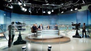 ARD-Presseclub: 12 Euro Mindestlohn - Jobkiller oder Rezept gegen Armut?