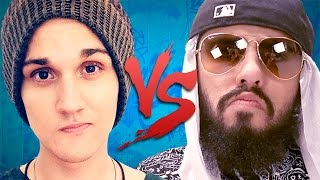 Christian Figueiredo VS Mussoumano | Batalha De Youtubers