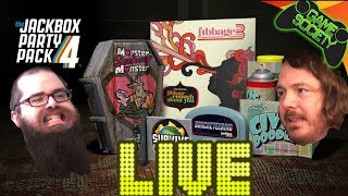 Jackbox Party Pack 4 - LIVE Game Society