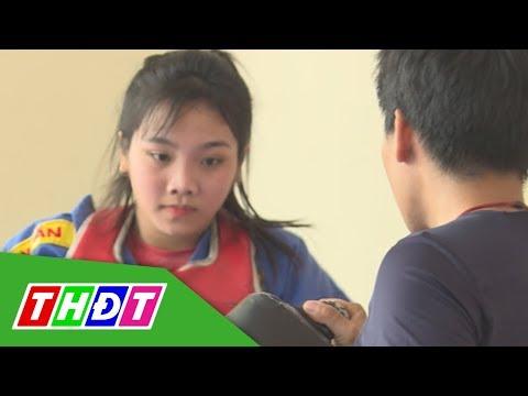 Gặp gỡ vận động viên Vovinam Đồng Tháp Bùi Thị Thảo Ngân   Thể thao   THDT