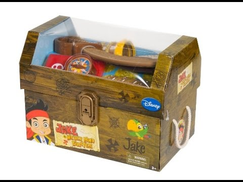Fresh Niko Reviews: Jake and the Never Land Pirate Treasure Chest - YouTube DY26