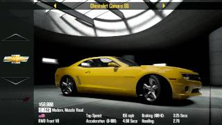 Need For Speed: Shift 2 Unleashed - Full Car List in HD