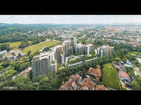Perfect Prime District 10 Home at Fourth Avenue Residences