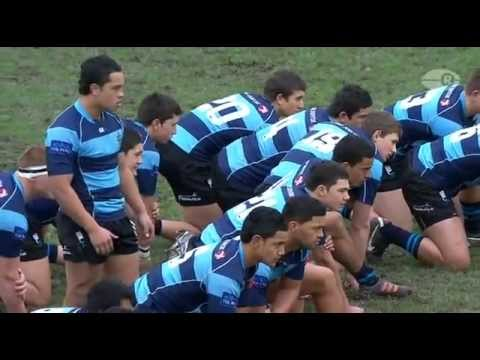 Nelson College V Wellington College - 1st XV Quad Final 2012