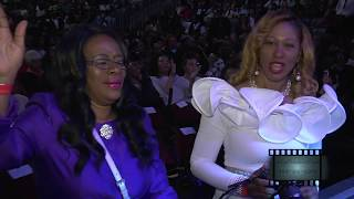 Скачать Derek Luke Cissy Houston McDonald S Gospelfest Concert 2017