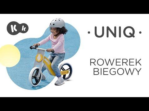 KinderKraft Колело за балансиране UNIQ Pink #cxB4MW4mK7Q