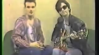 The Smiths On Data Run TV 1984