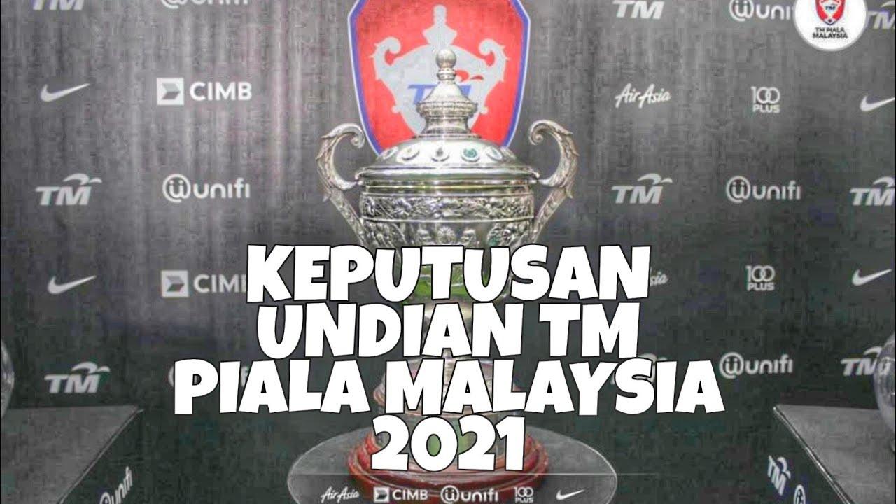 Download KEPUTUSAN UNDIAN TM PIALA MALAYSIA 2021 @Awang Studios Tv