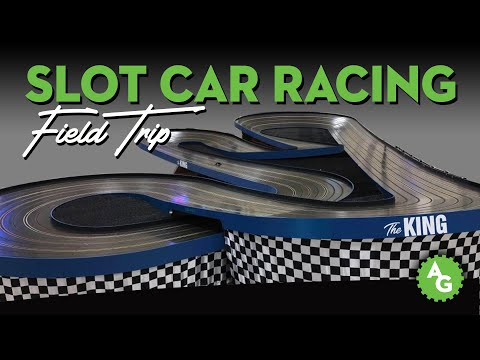 Slot Car Racing Adventure!