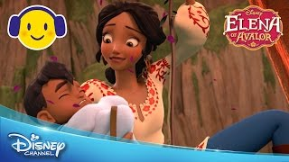 Elena of Avalor | Island of Youth | Official Disney Channel UK