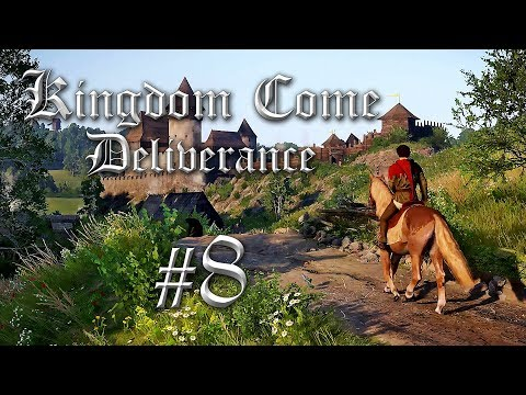 Let's Play Kingdom Come Deliverance Deutsch #8 (PC 60fps) Kingdom Come Deliverance Gameplay German