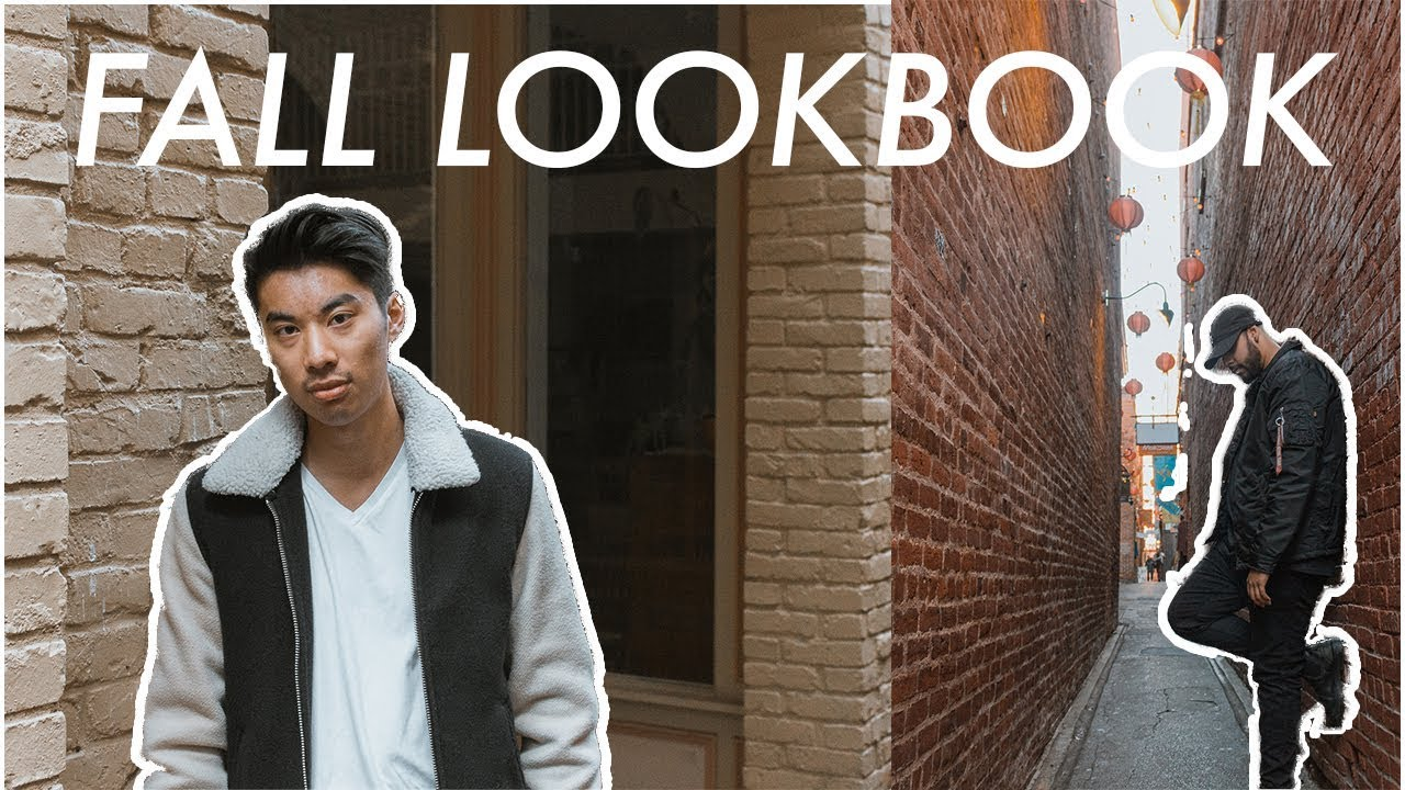 [VIDEO] - Men's Fall Lookbook | Affordable Everyday Outfits 2