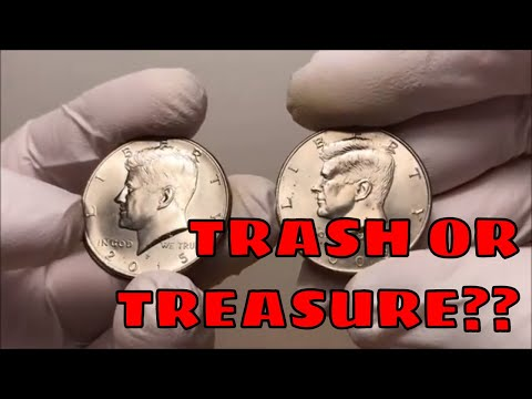 SCARCE 2002-2018 Kennedy Half Dollars?  VALUABLE COINS OR SEND THEM BACK TO THE BANK?