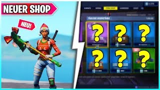 Omg! CHRISTMAS Skins at fortnite shop from 09.12 🛒 Fortnite Battle Royale & Save the World