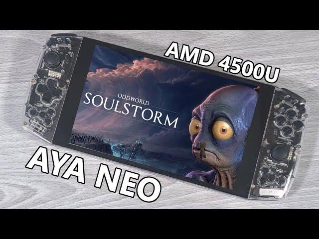 AYA Neo - OddWorld Soulstorm