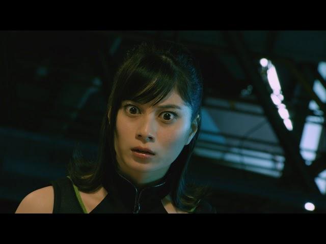 Uchuu sentai Kyuranger vs Space Squad