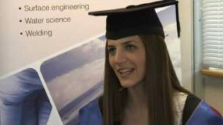 Advanced Materials MSc at Cranfield University