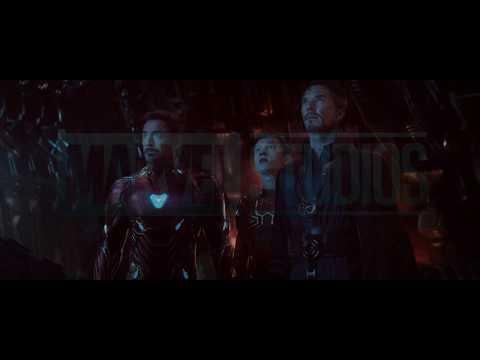Avengers: Infinity War - BRAND NEW TV Ad - Official Irish Marvel | HD