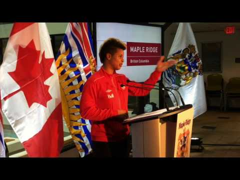 BC Summer Games Announcement