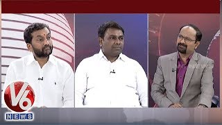 Special Discussion On Lok Sabha Election Results 2019 In Telangana | Good Morning Telangana | V6