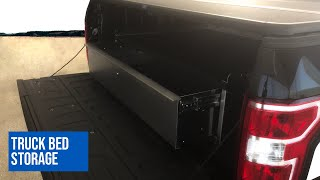 OPS Public Safety - Truck Bed Storage
