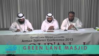 Chai Chat Interview - Sheikh Mishari Rashid Al-Afsay & Dr Ahsan Hanif
