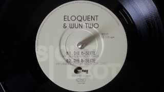 """eloQuent & Wun Two - Die B-Seite ft Luk & Fil, Anthony Drawn (Tufu Edit) - Jazz Auf Gleich 7"""" (2013)"""