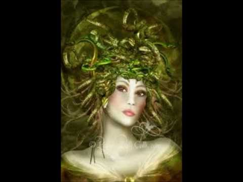 The Legend of Medusa and the Gorgons