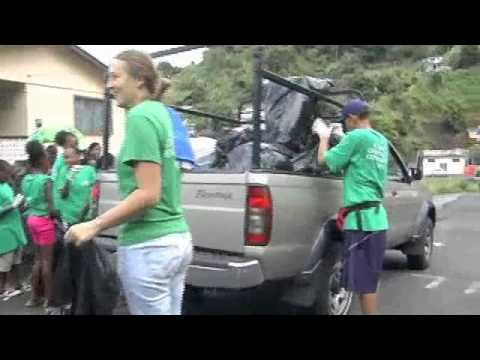 Richmond Vale Academy - The World's Cleanest Country March.
