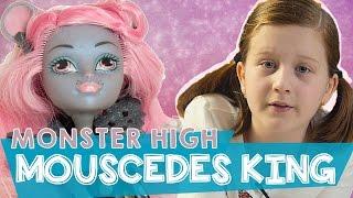 Монстер Хай Мауседес Кинг из мьюзикла «Бу Йорк» — обзор куклы