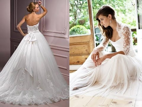 Modern Bridal Gowns 2018
