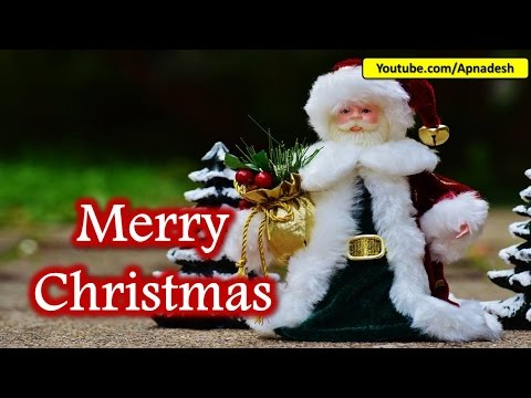 Merry Christmas 2016 Wishes, Whatsapp Video, Xmas Greetings, Christmas Songs, Music and Animation