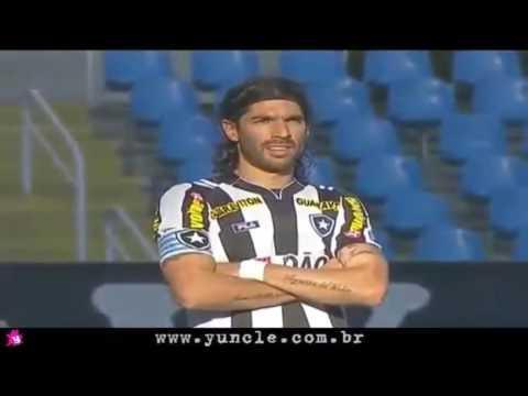 Botafogo ● Clarence Seedorf & El Loco abreu ●  HD 