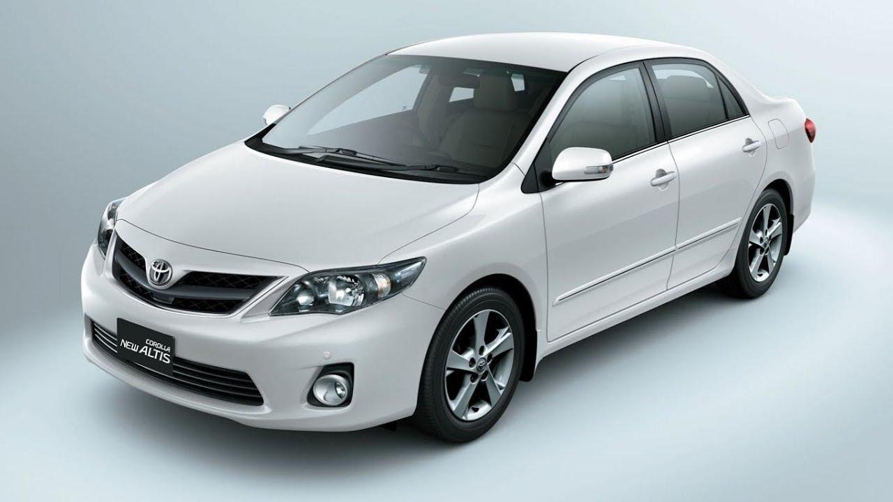 All New Corolla Altis Vs Civic Interior Grand Avanza Tipe E 2013 Review Exterior