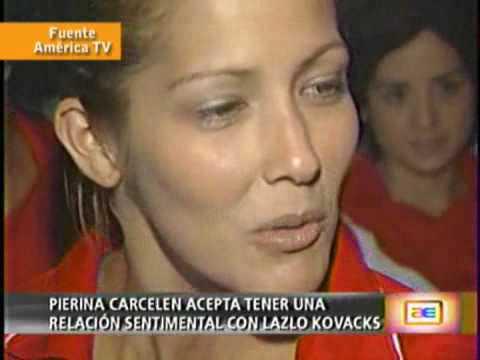 Pierina Carcelén confirma romance con Laszlo Kovacs - WWW.PRIMICIAREGIONAL.COM