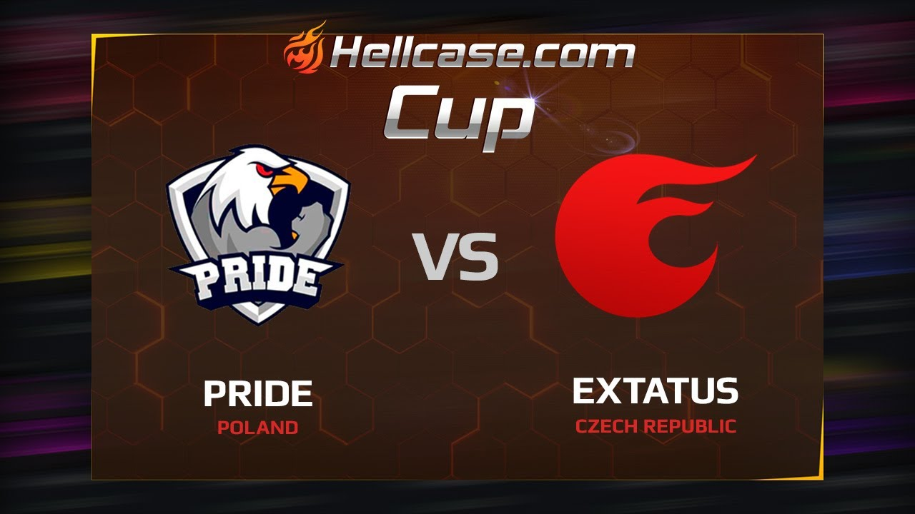 [EN] PRIDE vs eXtatus, map 2 train, Hellcase Cup Season 5