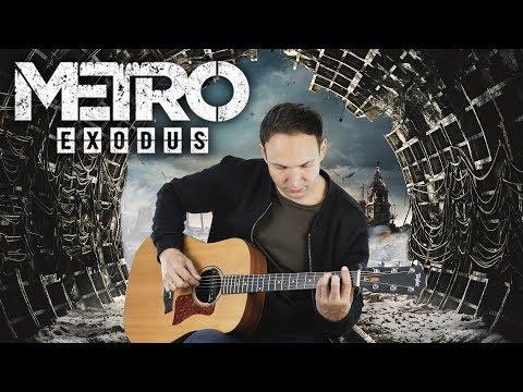 Metro Exodus - Dawn of Hope ( guitar cover )