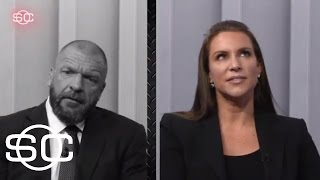 Triple H and Stephanie McMahon Play Know Your Spouse | SportsCenter | ESPN