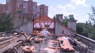 Нове життя старого будинку. У Котельниках приступили до капітального ремонту п'ятиповерхівок Білої Дачі.