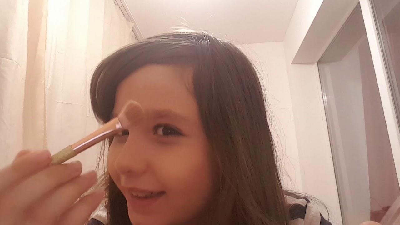 Дневной макияж - YouTube