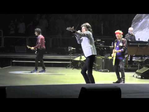 The Rolling Stones, Get Off My Cloud, San Jose CA 5/8/13