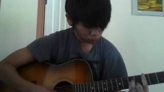 CNBLUE Im A Loner (Guitar Cover Acoustic Ver)