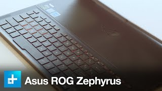 Asus ROG Zephyrus - Hands On Review