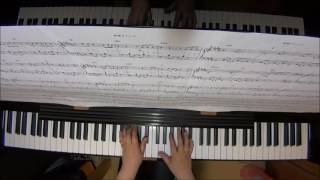 ピアノソロ用にアレンジしました。 作詞 zopp 作曲 Shusui/Fredrik Hult...
